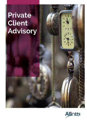 Private Client Advisory Brochure